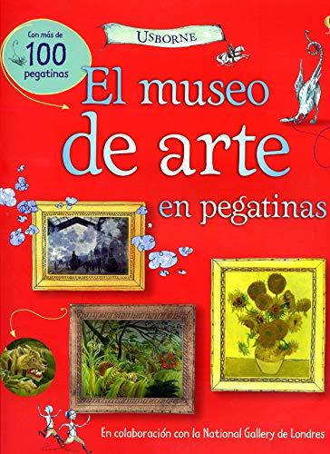 Museo de arte - pegatinas