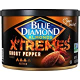 Blue Diamond Almonds Xtremes Ghost Peppers hotter ( 2 pack )