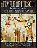 Temple of the Soul Initiation Philosophy in the Temple of Osiris at Abydos: Decoded Temple Mysteries Translations of Temple Inscriptions and Walking ... Iconography and Architecture in color