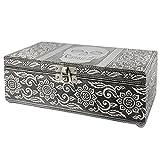Vintage Jewelry Box Case | 9 Styles | Bronze...
