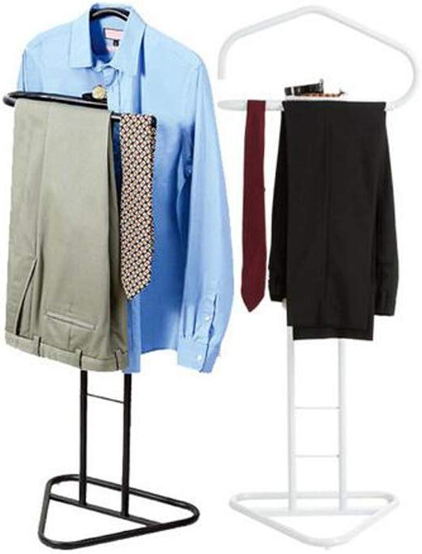 Home Coat Rack, Coat Rack, Coat Tree,Triangle Base + Hooks-usefor Hats Clothes Purses Scarves Handbags-Iron (color   Black)