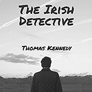 The Irish Detective audiobook cover art