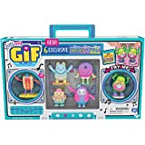 OH! MY GIF Dance Pack - 6 Exclusive Real Life Dancing Animated GIFbits Moving Collectibles Toys & GIF