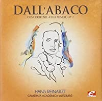 Concerto 4 a Minor Op 2 by Dall'Abaco