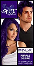 30 Wash Splat Kits (Purple Desire)