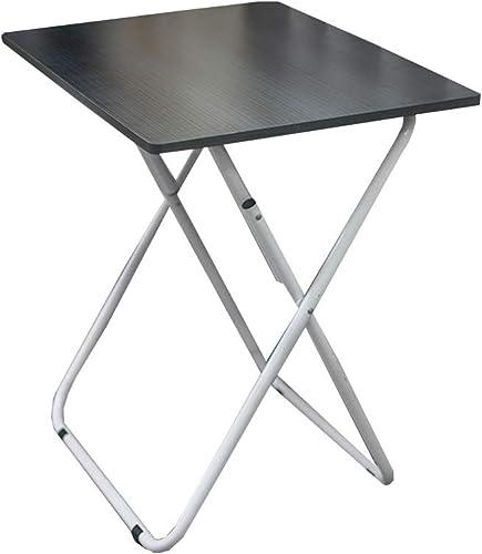 Tableau LHA Table Pliante Simple Bureau écritoire Maison Pliante Ordinateur Petite Table