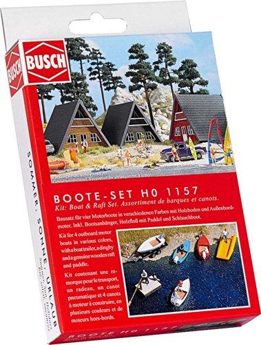 Busch 1157 - Bootenset