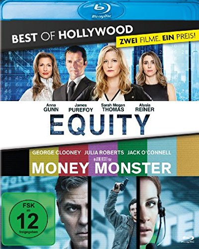 Equity / Money Monster - Best of Hollywood/2 Movie Collector's Pack [Blu-ray]