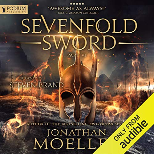 Sevenfold Sword, Part VI cover art