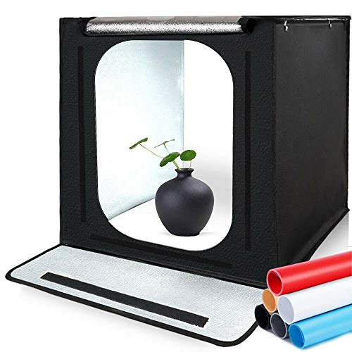 Our #4 Pick is the SAMTIAN Photo Light Box