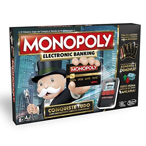 Hasbro Gaming - Monopoly Electronic Banking Hasbro