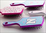 Boxer Gifts Cepillo para el pelo con nombre'N'   Bonito regalo de cumpleaños Navidad para ella  ...