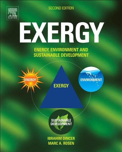 Exergy: Energy, Environment and Sustainable Development (English Edition)