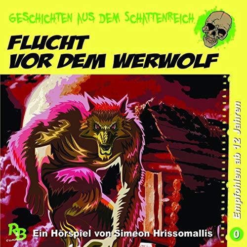 Flucht vor dem Werwolf cover art