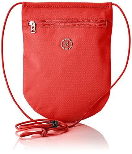 Bogner Damen Verbier Tiny Neckpouch Lvz Geldbörse, Rot (Red), 1x19x15 cm