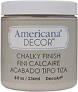 DecoArt Americana Chalky Finish Paint 8oz, Primitive