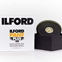 Ilford PAN F Plus Ultra-Fine Grain Black and White Film ISO 50, 100'