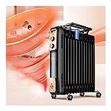 LBXZ Radiador Eléctrico Radiadores Rellenos de Aceite 9/11/13-capa...