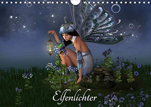 Elfenlichter (Wandkalender 2021 DIN A4 quer)