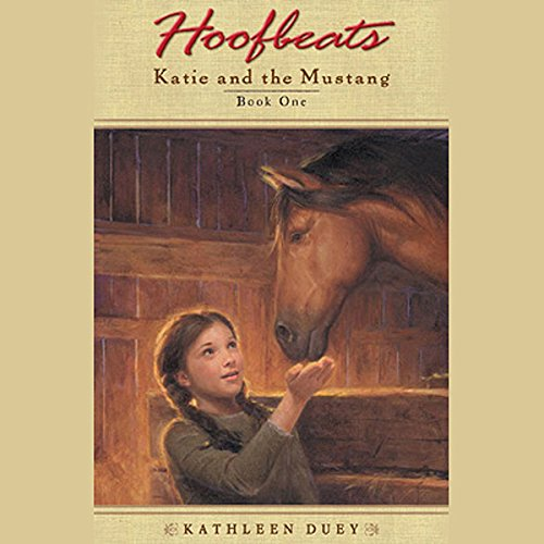 Hoofbeats audiobook cover art
