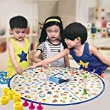 Hanks' Shop for Paulclub Puzzle Kinder Detektive Sehen Diagramm Brettspiel Plastic Puzzle Brain Training Bildung Game Kit