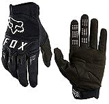 Fox Dirtpaw Glove Fahrrad MTB / MX Cross Langfinger Handschuhe (Schwarz, M = Medium)