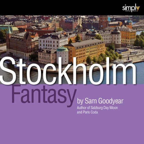 Stockholm audiobook cover art