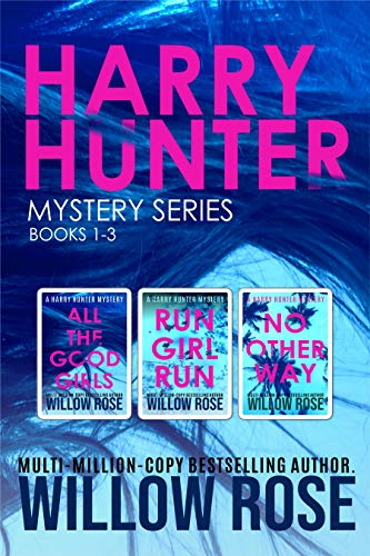 Harry Hunter Mystery Series by Willow Rose ebook deal
