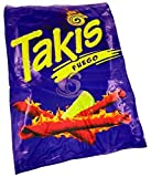 Sharon Takis Hot Spicy Mexican Snack Funny Food Christmas Birthday Gift for Boyfriend Girlfriend Lover Dad Friend Twin Blanket Soft Throw