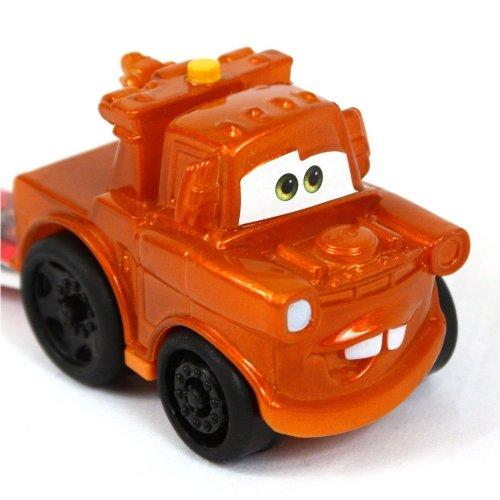 Fisher Price Wheelies Disney Pixar Cars 2 Mater NEW Metallic Finish