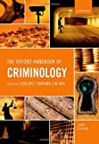 The Oxford Handbook of Criminology (Oxford Handbooks)