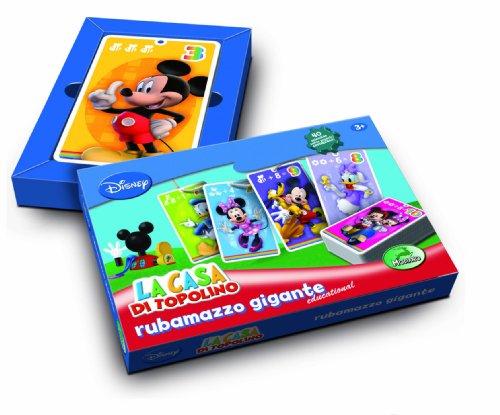 Modiano Disney–rubamazzo Riesen das Haus von Mickey (Spiel)