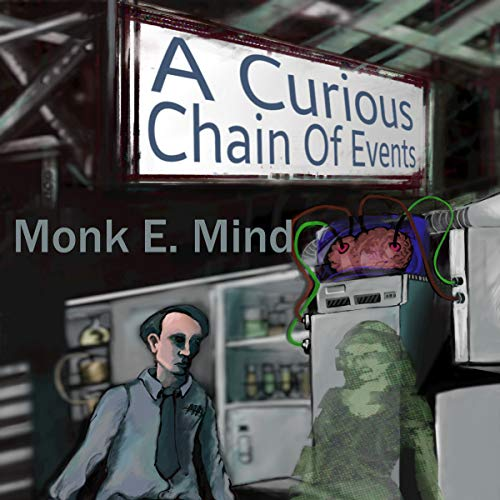 A Curious Chain of Events audiobook cover art