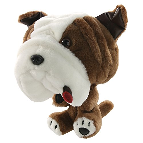 LONGRIDGE Club Hugger Head Cover - Bulldog