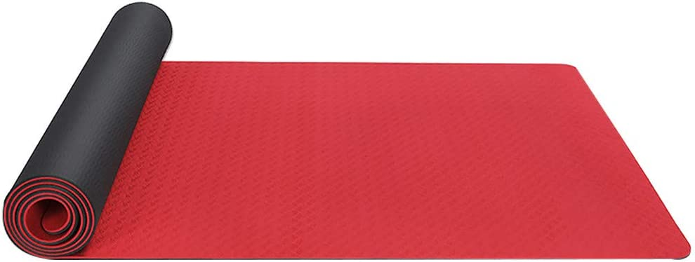 Selomore Yoga 5 ☆ popular Mat for Women TPE Ma Fitness Exercise Friendly Eco Bombing new work