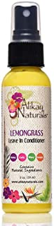 Alikay Naturals Lemongrass Leave In Conditioner 8 Ounce