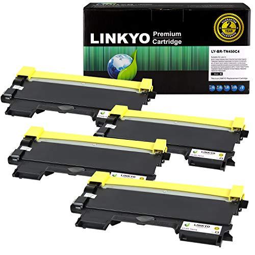 linkyo compatible brother tn450 - 2