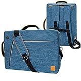 Laptoptasche für Dell G3 G7 17 Gaming, Inspiron 17 5000 7000 Series, Precision, Alienware m17 Blau blau 17.3inch