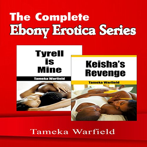 Ebony BDSM Erotica audiobook cover art