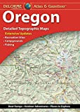 DeLorme Atlas & Gazetteer: Oregon