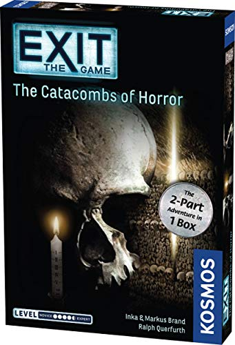 Thames & Kosmos 694289 Exit: The Catacombs of Horror Zubehör, Yes