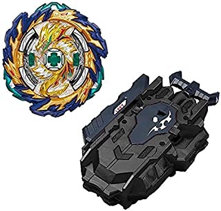 Beyblade burst b-167 super king with b-88 bey launcher lr two-way string launcher