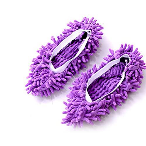 YYSD Limpiador multifunción, Zapatos Perezosos, eliminación de la Cubierta, fregona, Zapatillas, Cubierta de Zapatos, paños de Limpieza para Pisos, Herramientas de Limpieza
