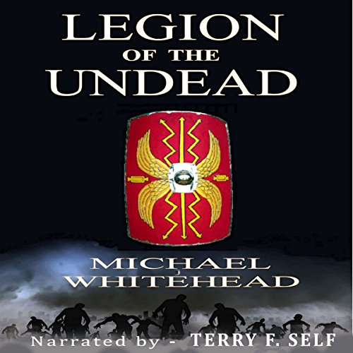Legion of the Undead audiobook cover art