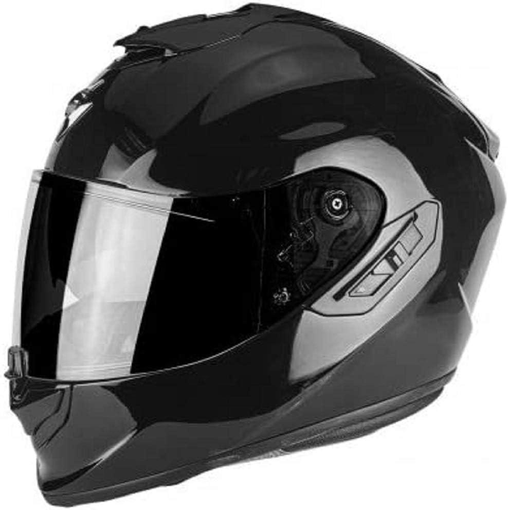 Scorpion Herren 14 100 03 04 Motorradhelm Exo 1400 Air Noir M Auto