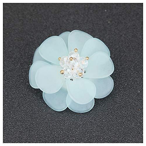 Aqiong Jubaren7 Joyería Broche de la Flor del Encanto de la Manera...