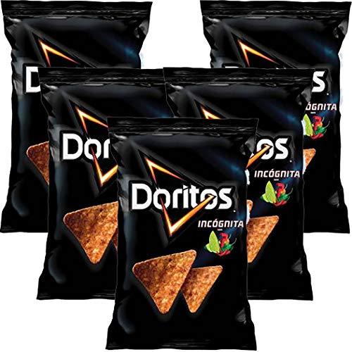 DORITOS INCÓGNITA 62g (Box with 5 bags)