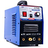 SUSEMSE CT418 Combo IGBT - Cortadora de plasma con 30 A, máquina de soldadura WIG/Stick/MMA, con cortador de plasma, accesorio para máquina de corte de plasma de 220 V