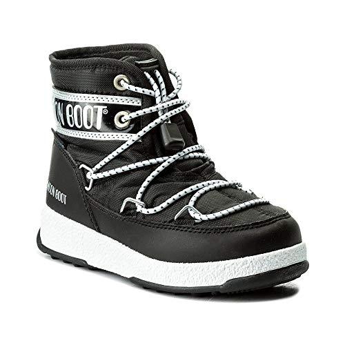 Moon Boot JR Boy Mid WP - - noir, 31 EU EU