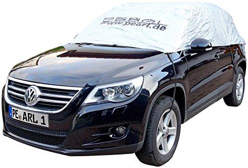 PEARL Autoplane: Premium Auto-Halbgarage für Obere Mittelklasse Kombi 410 x 138 x 45 cm (Wetterfeste Pkw Halbgaragen)